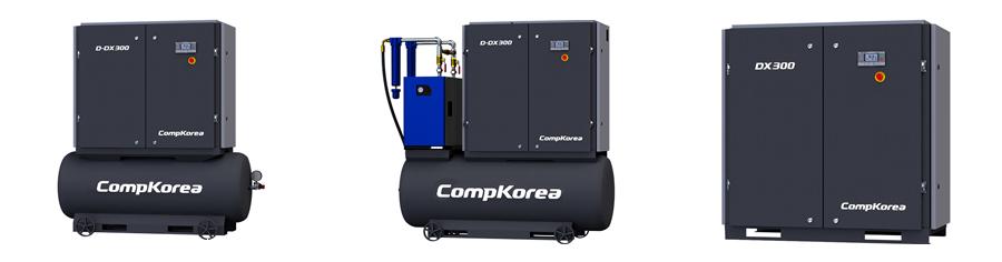 Máy nén khí Compkorea FX