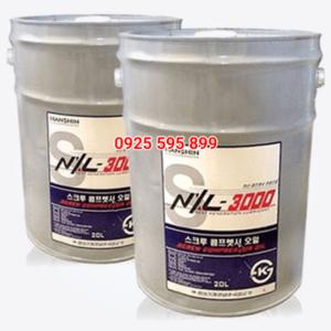 Dầu máy nén khí Hanshin NXL-3000