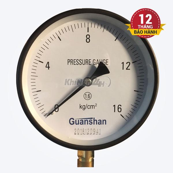 Đồng hồ đo áp P16-D150 (Đài Loan)