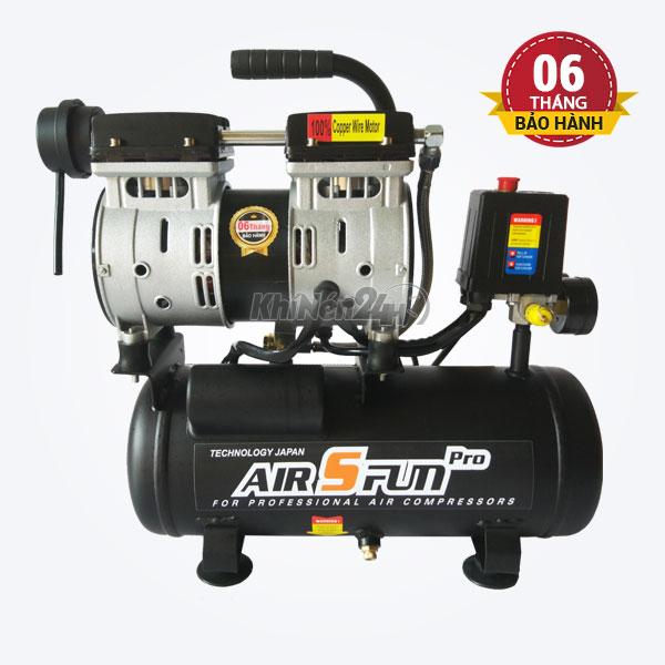 Máy nén khí không dầu Sfun SF7509LB (9 lít)