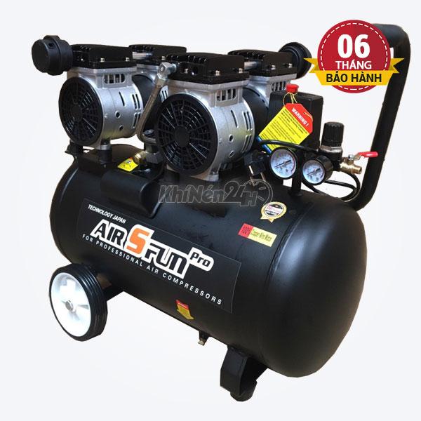 Máy nén khí không dầu Sfun SF7550LB (50 lít)