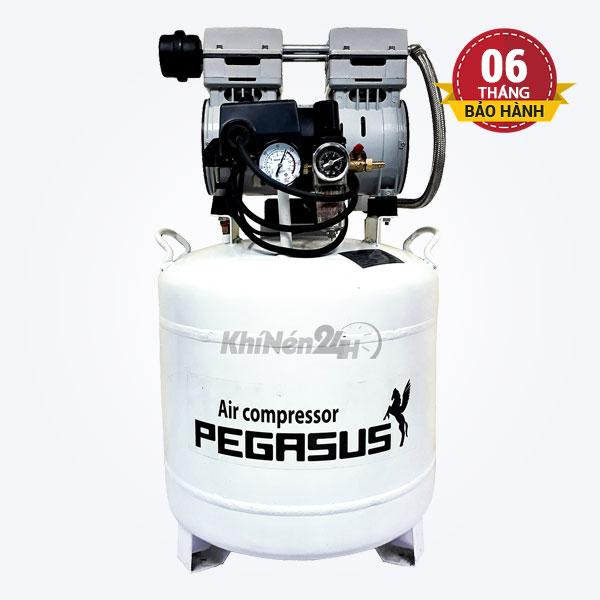 Máy nén khí không dầu giảm âm Pegasus TM-OF750-50L