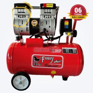 Máy nén khí không dầu giảm âm Fony FN-524D (24 lít)
