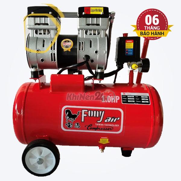 Máy nén khí không dầu giảm âm Fony FN-530D (30 lít)