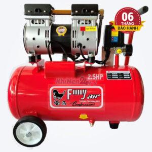 Máy nén khí không dầu giảm âm Fony FN-750 (30 lít)