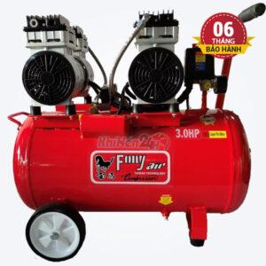 Máy nén khí không dầu giảm âm Fony FN-850 (50 lít)