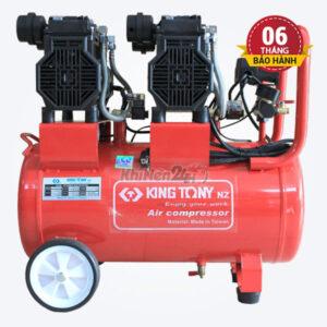 Máy nén khí không dầu giảm âm Kingtony KI-70C/F-2 (70 lít)