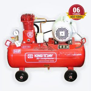 Máy nén khí dây đai Kingtony KTC-30V (30 lít, Motor xịn)