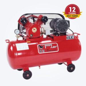 Máy nén khí dây đai Pony DK-V62L (Motor lắp ráp)