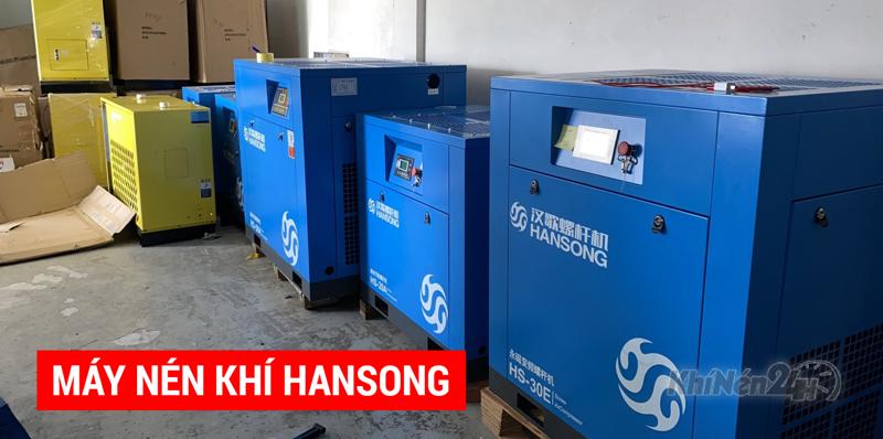 Máy nén khí Hansong nhập khẩu Trung Quốc